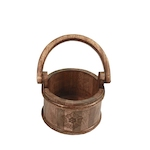 Small pail with handles