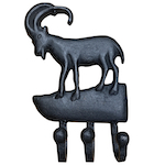 Ibex metal hook